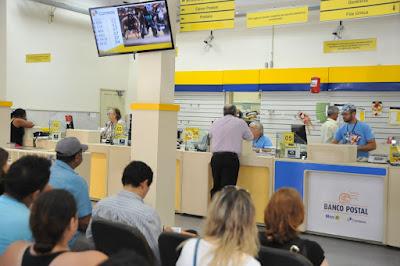 Resultado de imagem para bancos postais rn