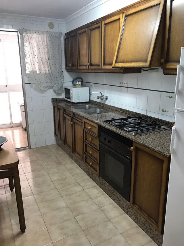 piso en venta ronda de la magdalena castellon cocina