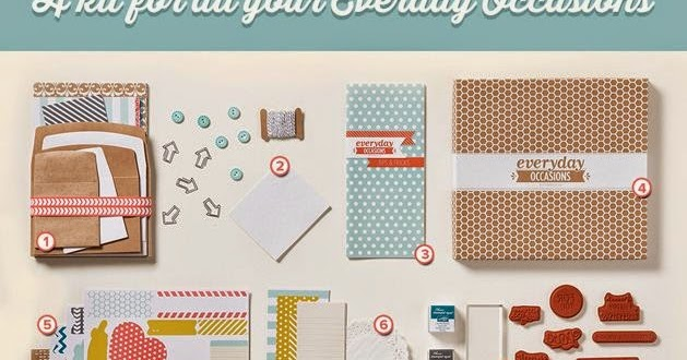 debbie's creative spot everyday occasions card making kit