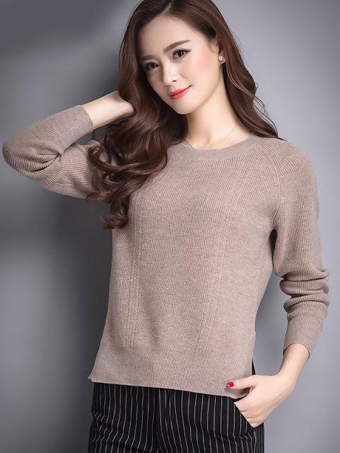 Địa chỉ mua áo len nữ đẹp tại Hà Nội