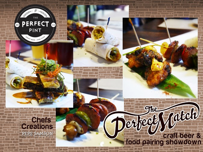 The Perfect Match: The Perfect Pint Launches Craft Beer and Food Pairing Showdown (Plus a GIVEAWAY!)