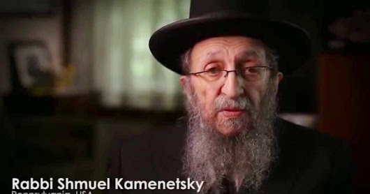 When Was The Last Time Rabbi Shmuel Kaminetzky Got Something Right?