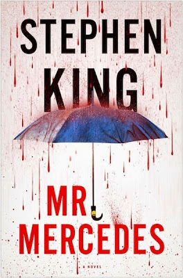 Mr. Mercedes by Stephen King – Armageddon Driver (Front book cover)