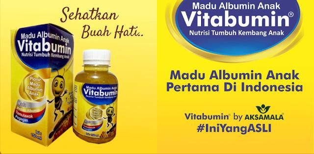 Vitabumin Multivitamin Terbaik Anak Indonesia