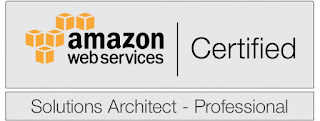 AWS Certified Solutions Architect Professional certification