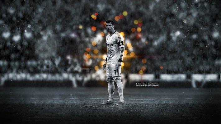 Wallpaper 2: Cristiano Ronaldo