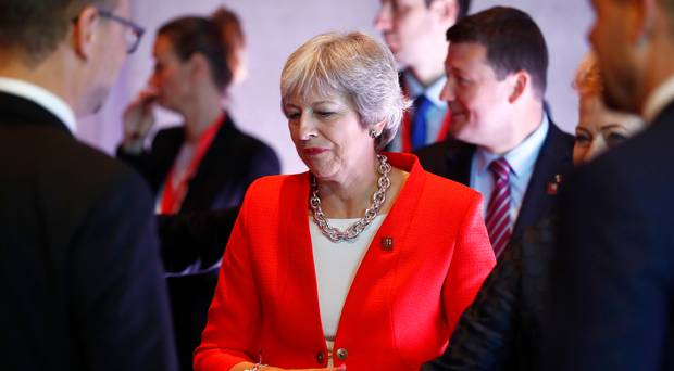 EU leaders warn Theresa May she must rethink Chequers blueprint