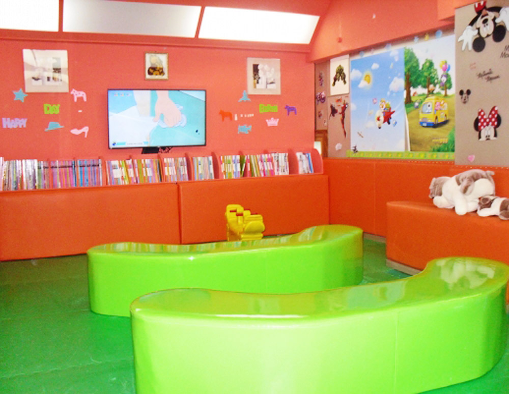 A Guide to Korean Bath and Sauna (Jjimjilbang) Experience in Seoul - Siloam Sauna Play Area