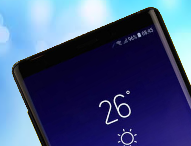 samsung new smartphone galaxy note 9 now available series