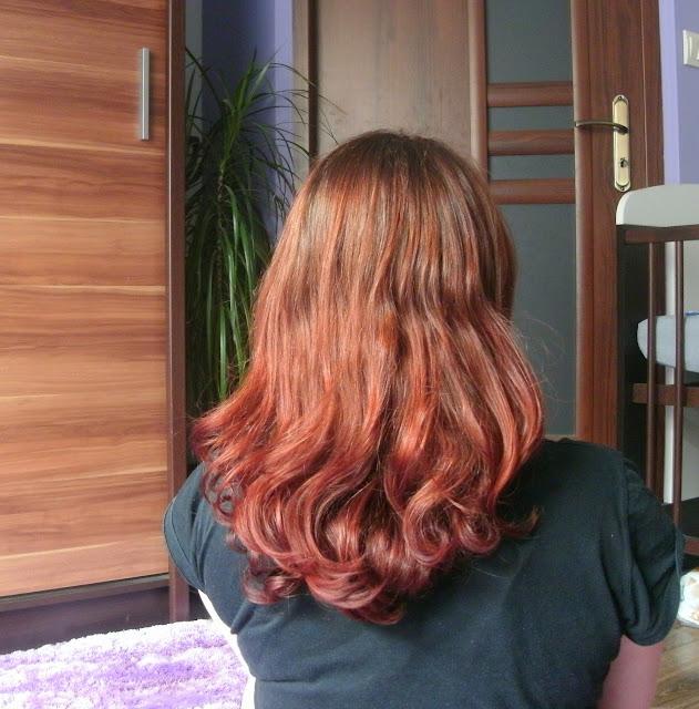 Włosy w czerwcu 2017r.