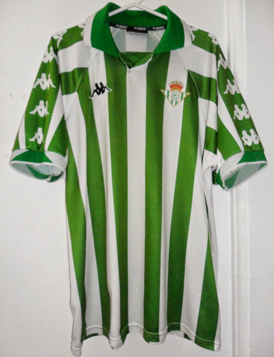 Una camiseta por día real betis kappa ascenso jpg 921x1200 Kappa el  uniforme de barcelona 48e8364f6d7