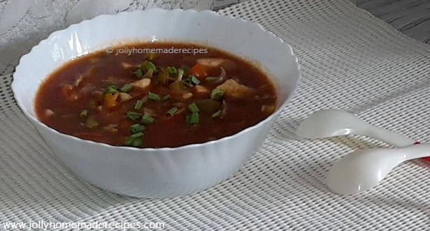 How to make vegetables in hot garlic sauce