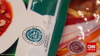 Label Dalam Kemasan Makanan (Olahan Ikan)
