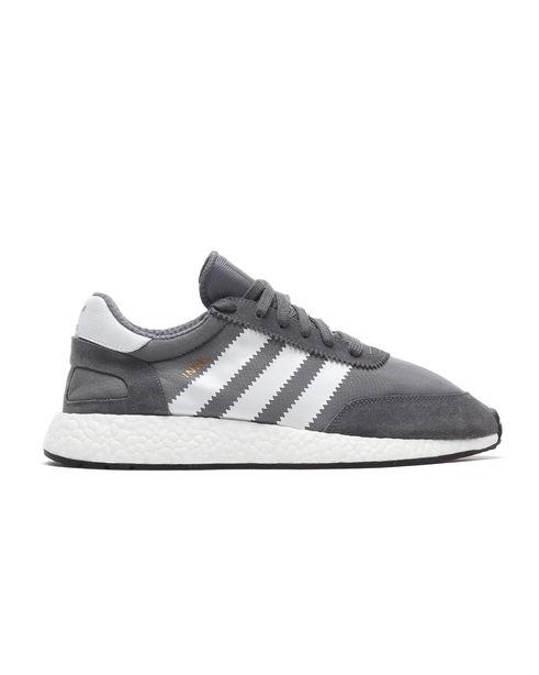 adidas Originals Iniki Runner Ultra Boost cinza grey
