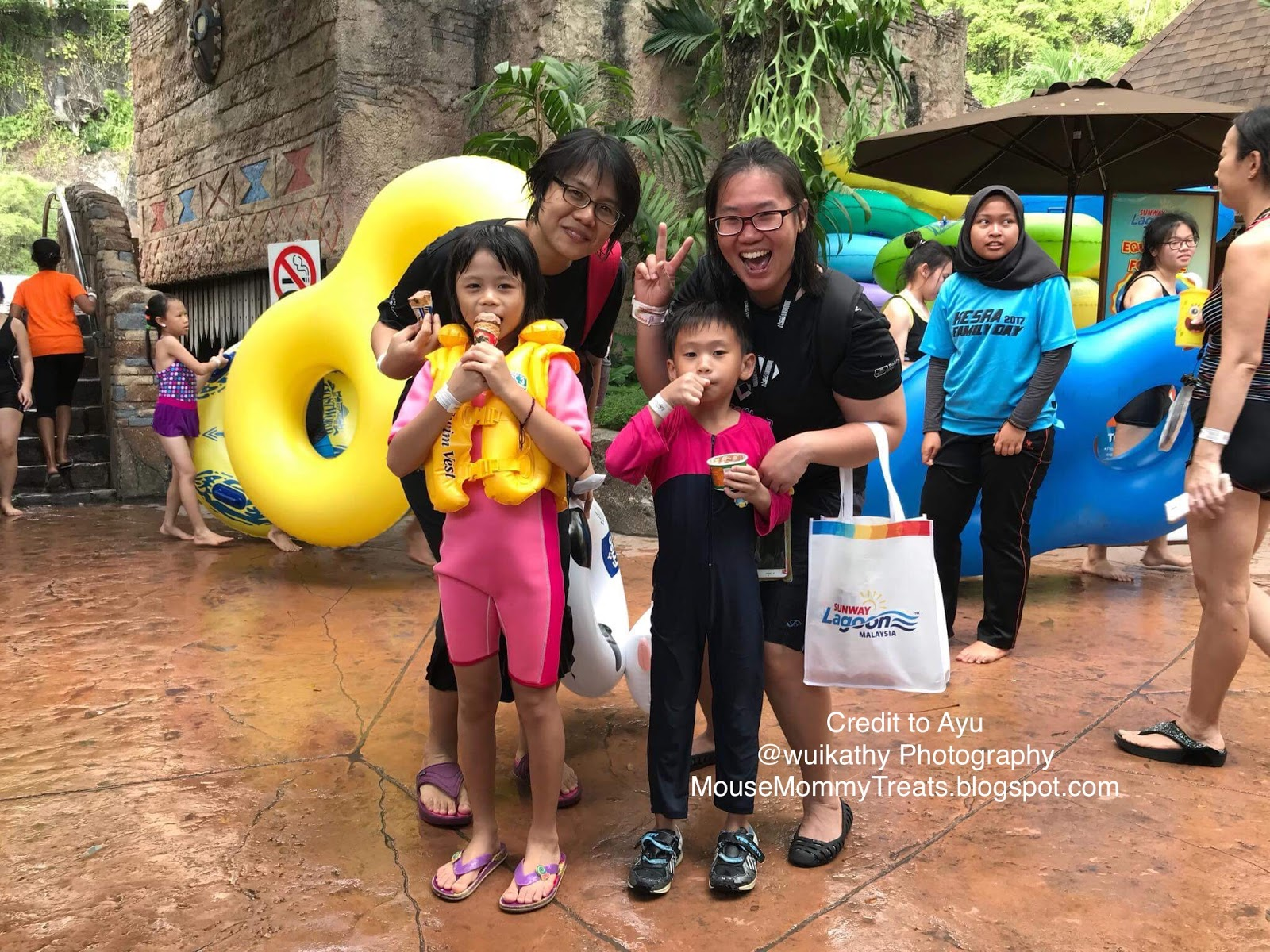 Experience Family Funtime At Sunway Lagoon Malaysia Mouse Mommy