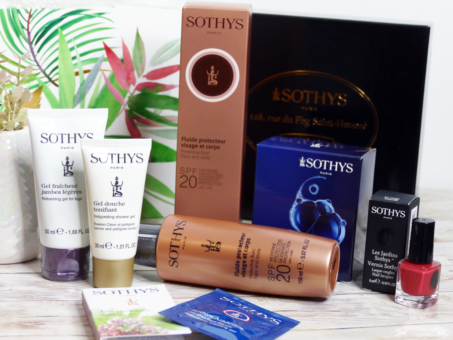 Sothys Box Welcome to the jungle - Sommer 2018