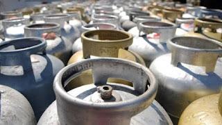 Preço do gás de botijão