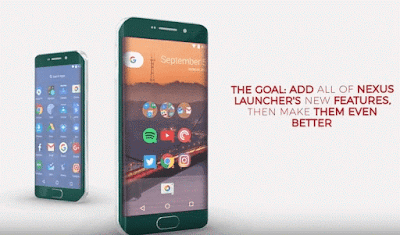 Action Launcher v33.12 APK Update With New Badge Support and Customize Dock