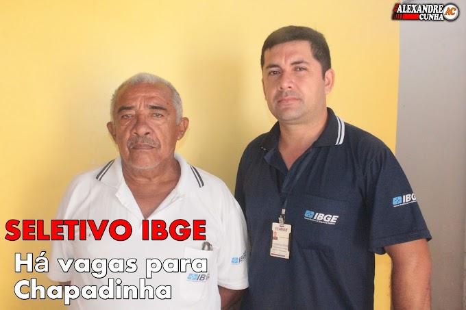 ATENÇÃO! IBGE Prorroga inscrições para o seletivo Agropecuário 2017, Há 22 vagas para Chapadinha.
