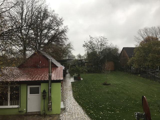 Herbstgarten- Wintergarten