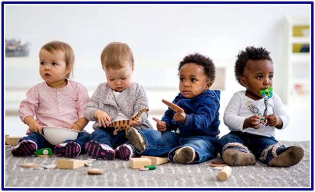 Formas de estimular el desarrollo físico y cognitivo en niños pequeños