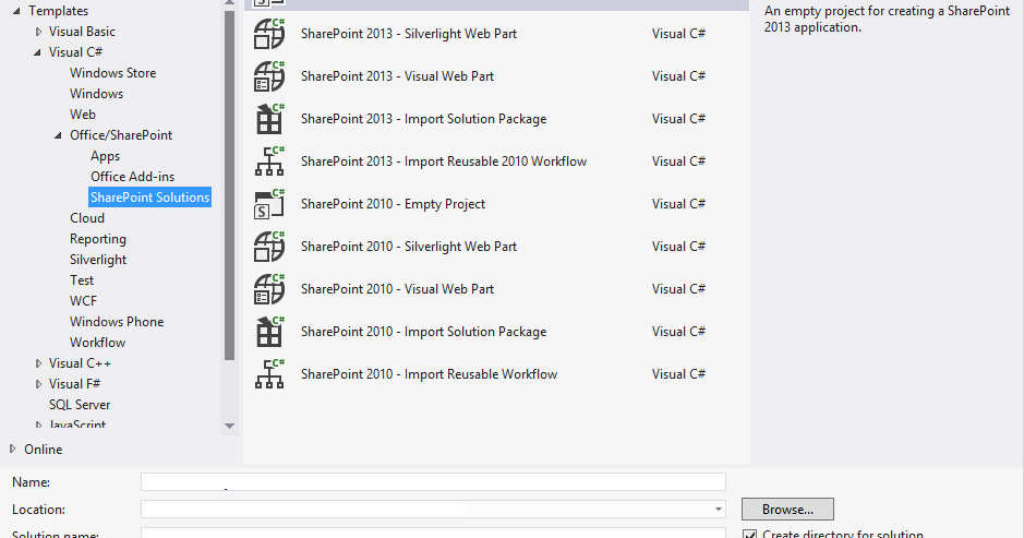 Create an Application Page in SharePoint 2013 using Visual