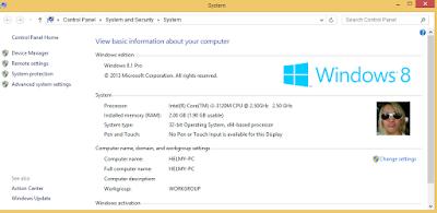 Menambahkan OEM Logo pada Windows6