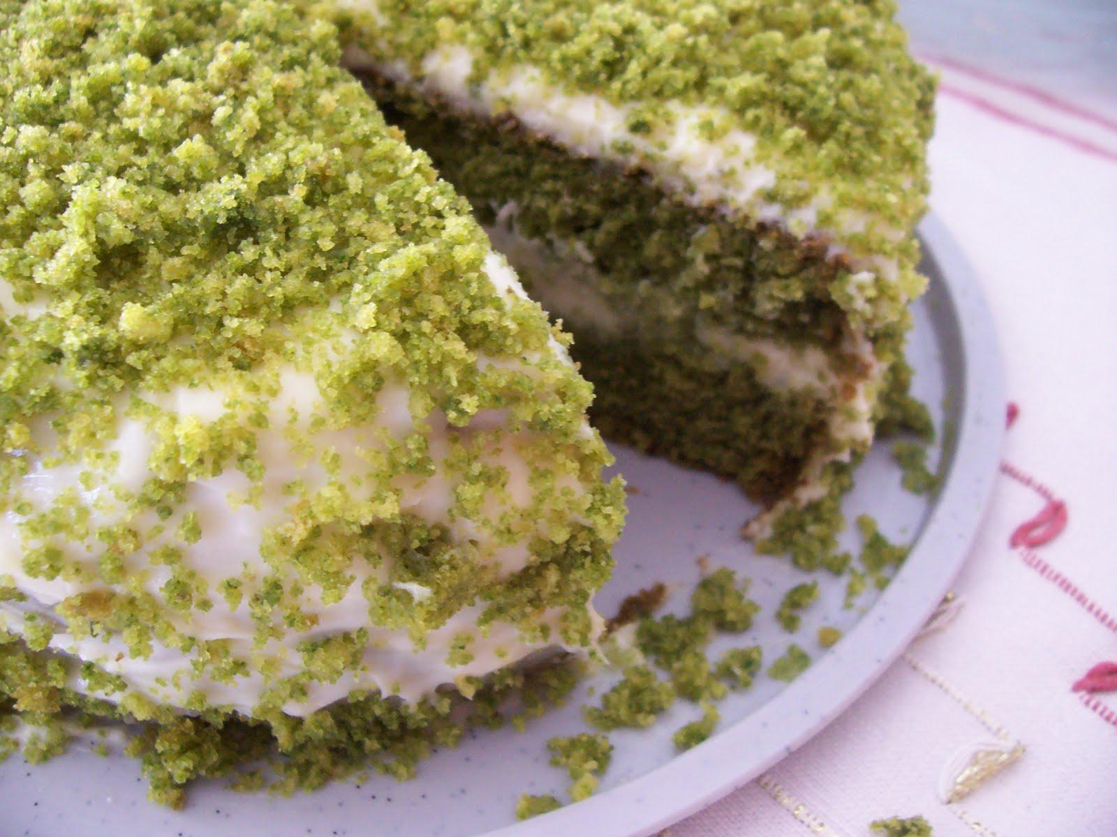 Ispanaklı Kek Tarifleri