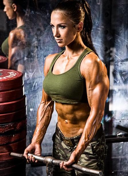 Pauline Nordin Fitness Model, Personal Trainer, Entrepreneur