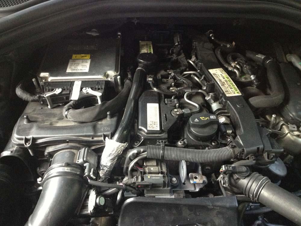 perte regime moteur diesel