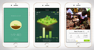 Forest a Productivity app for iOS