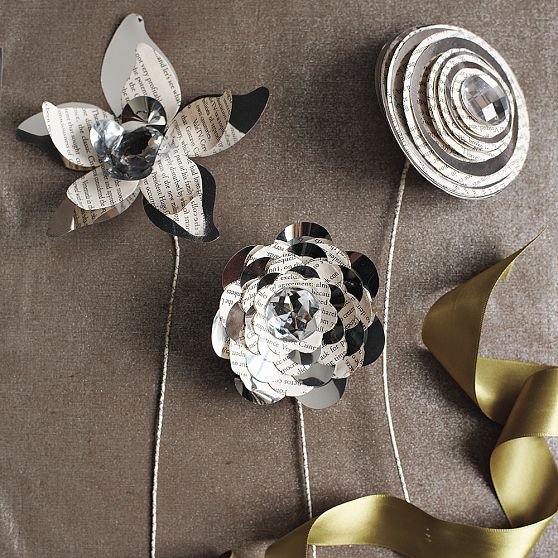 Home Decoration With Newspaper Ideas Art And Craft Projects