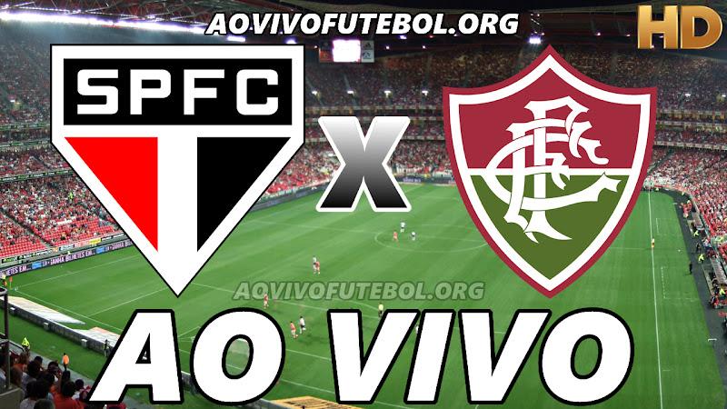 São Paulo x Fluminense Ao Vivo na TV HD