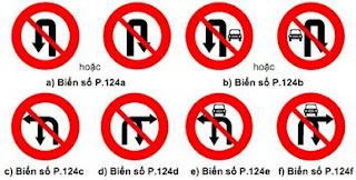 Biển báo cấm 26