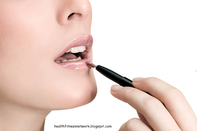 If you lot are a daughter around all of you lot similar to wearable lip colors in addition to these colors are to a greater extent than oftentimes than non v seven Simple Tips for Caring Your Lips