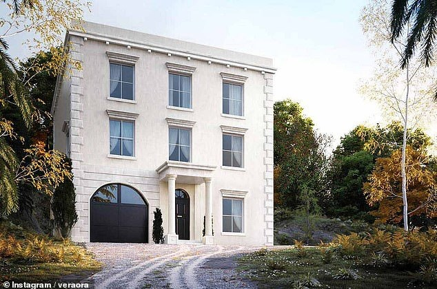 Rita Ora buys a house worth of € 1.5 million in Pristina for her parents