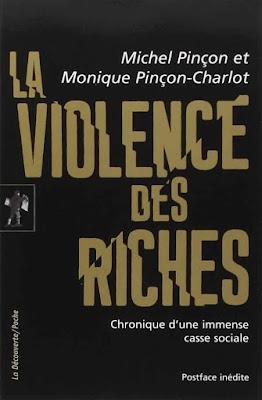 Télécharger Livre Gratuit La violence des riches pdf