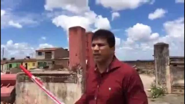 Delegado denuncia demolição de Patrimônio Histórico Cultural realizado por Botafogo