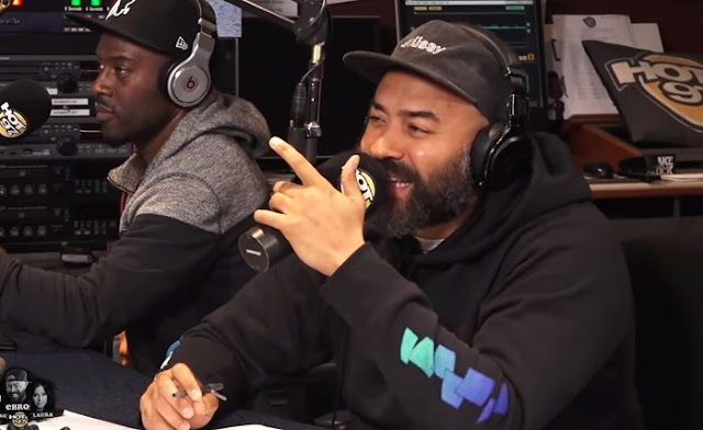 Ebro Responds to 6ix9ine 'Summer Jam' Controversy, Tekashi Brings Up 50 Cent Story