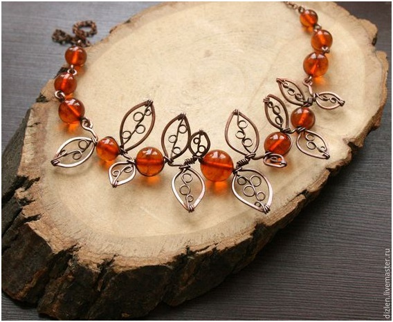 Shop Autumn Leaves Bracelet