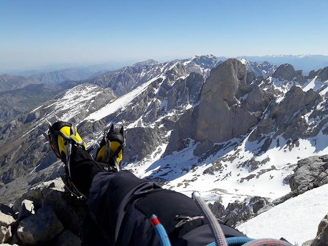 Fernando Calvo Gonzalez Guia de alta montaña UIAGM