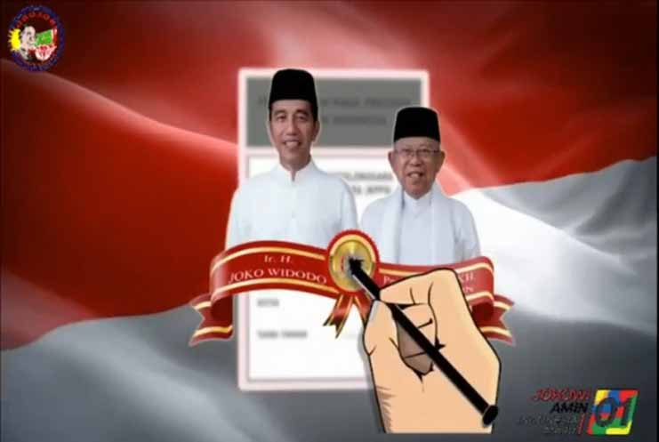 Dyarr.. Strategi Jahat Kampanye Video Paslon 01 Bocor?