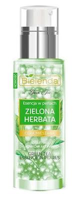 Bielenda esencja w perłach zielona herbata