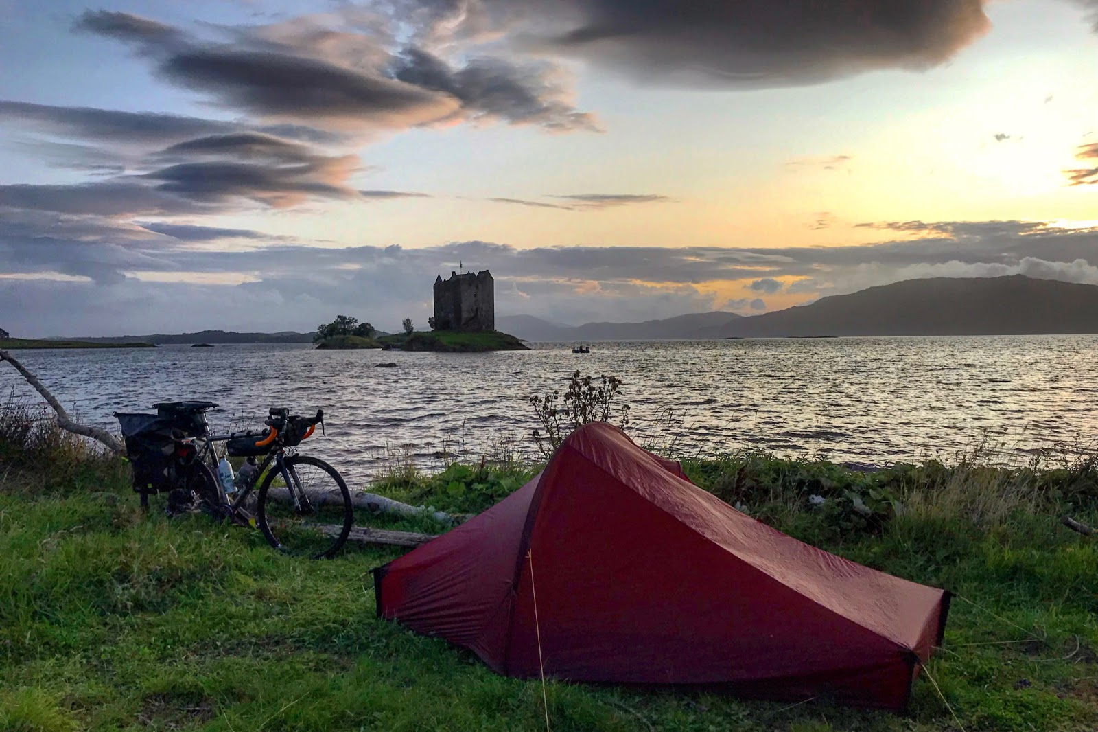 Wild Camping Scotland | Tim Wiggins