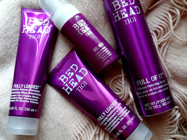 Bedhead By TIGI Volume Superheroes Collection