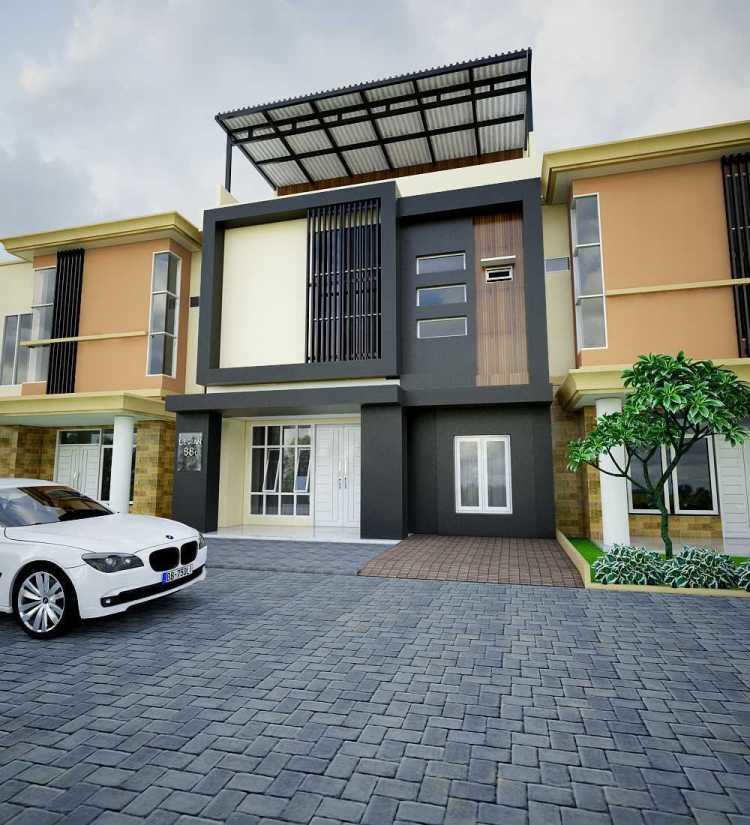 Rumah Minimalis 2 Lantai Elegan dan Modern