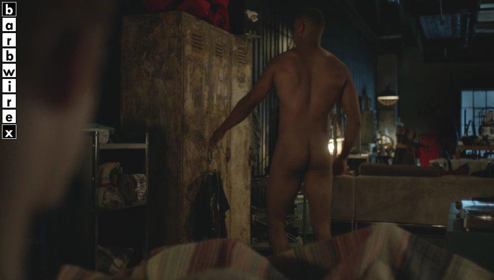 Actor Alex Pettyfer Nude