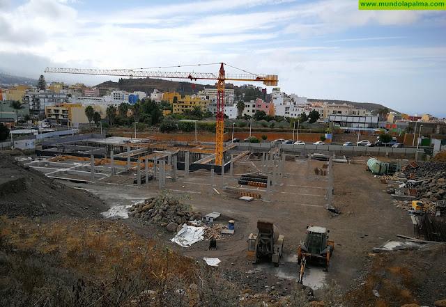 NC denuncia de nuevo la paralización de las obras del Centro Integrado de FP de Los Llanos