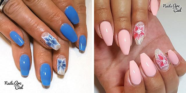 Poses de vernis semi-permanent sur ongles naturels !