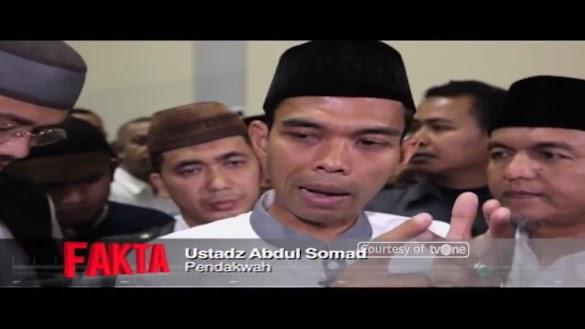 Polemik Partai Allah dan Partai Setan, Begini Penjelasan Telak Ustadz Abdul Somad